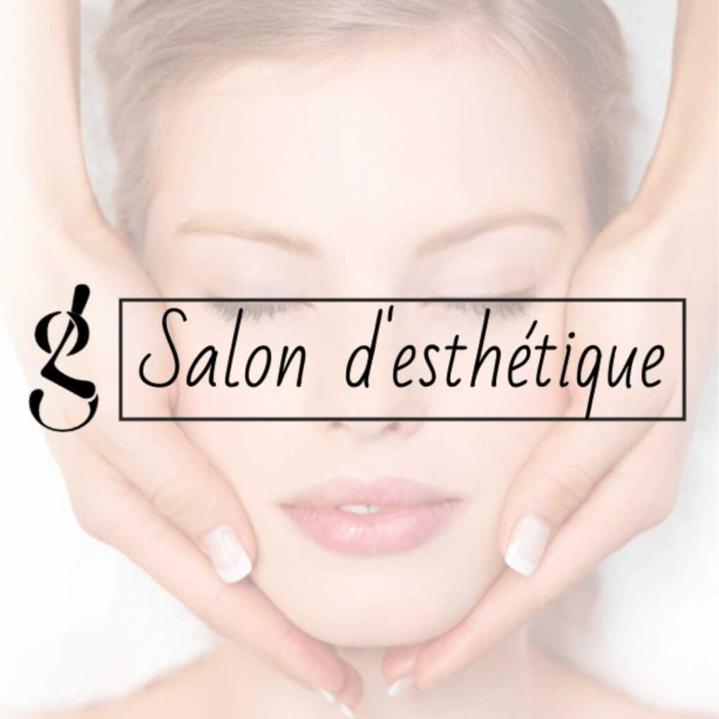 Picture and logo of our client LG esthétique