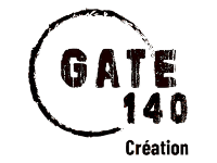 Logo of our client Gate 140 création