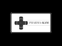 Logo of our client Pharma-Kam